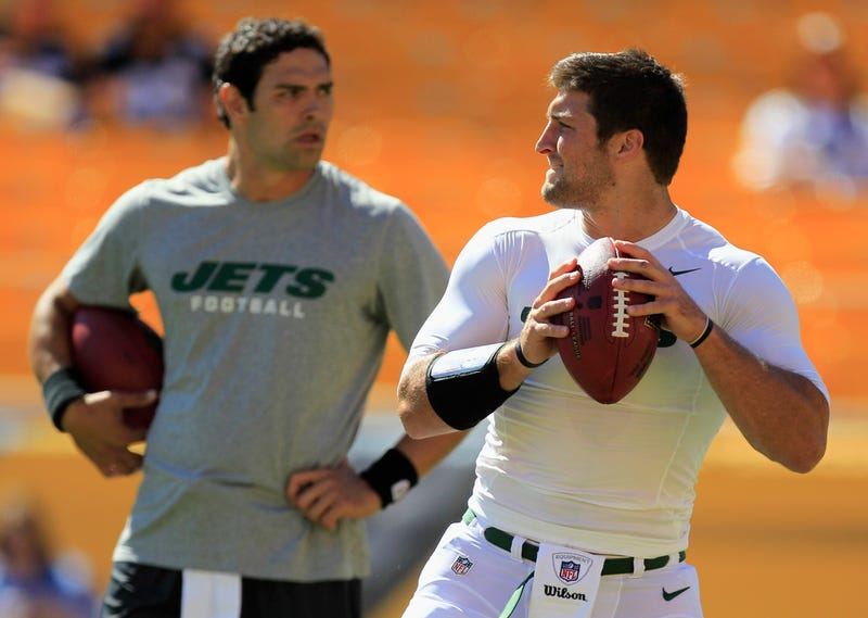 Illustration for article titled Once Upon A Time, The Jets Were Willing To Bench Mark Sanchez