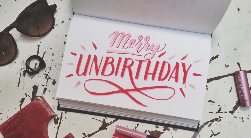 Illustration for article titled Merry Unbirthday