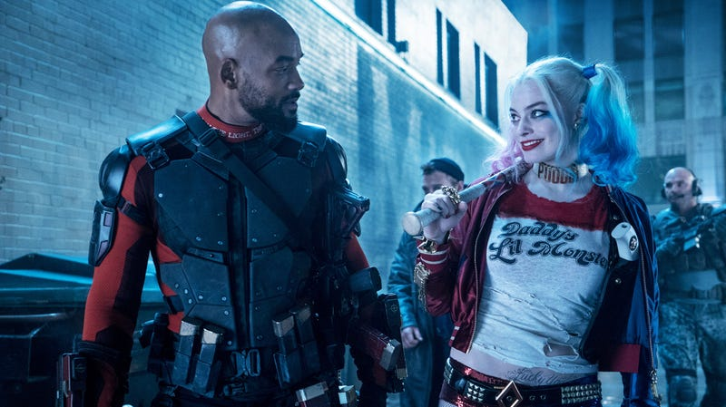The first Suicide Squad movie.