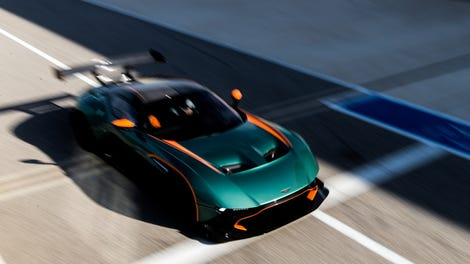 What It Takes To Make An Aston Martin Vulcan Road Legal