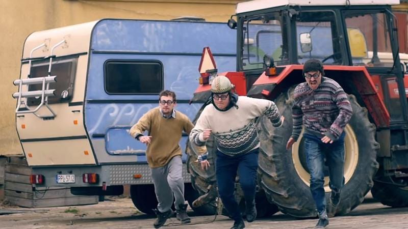 Illustration for article titled Fast & Furious meets a Polish farm in a bizarre new video