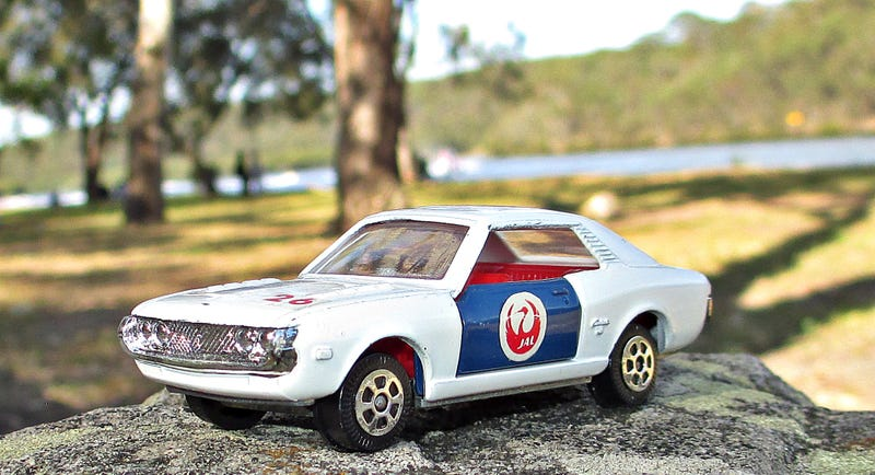 Illustration for article titled Land of the Rising Sun-Day: Cherica Toyota Celica 1600GT