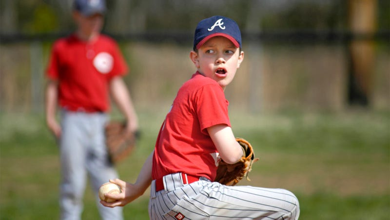 Illustration for article titled Kid Only Pitcher Because He's Son Of Coach, Gets Daily One-On-One Training, Goes To Pitching Camp Every Summer