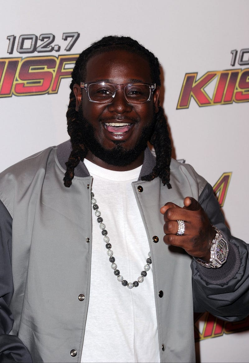 T-Pain and his Big Ass Chain