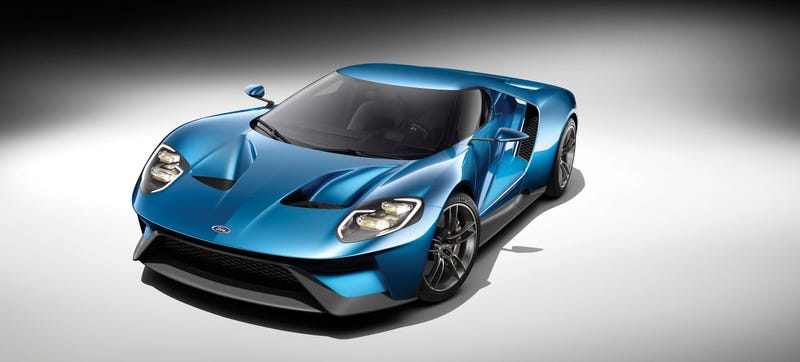 Illustration for article titled Here's Why Some People Got A Ford GT But You Didn't