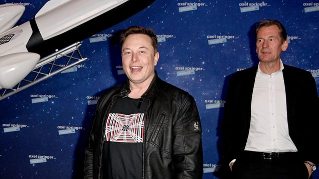 Elon Musk Says He Did Have Covid-19, Actually