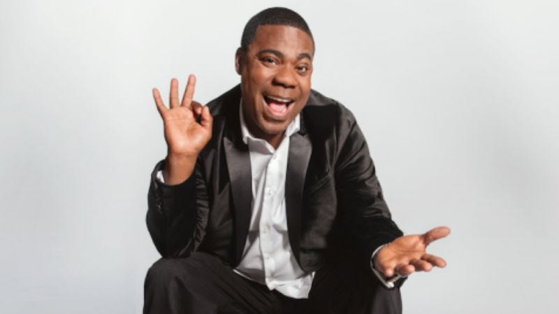 Illustration for article titled Tracy Morgan announces extensive tour of North American theaters, casinos