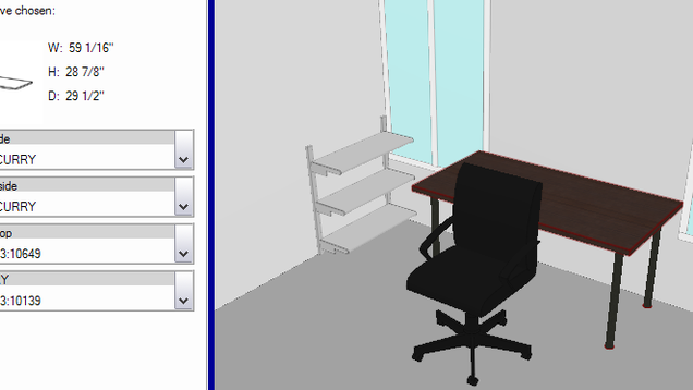 Ikea planner visualizes your dream rooms in 3d - Hacker kuchenplaner ...