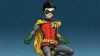 Illustration for article titled DC would like you to know Robin is gonna die this week in Batman, Inc.