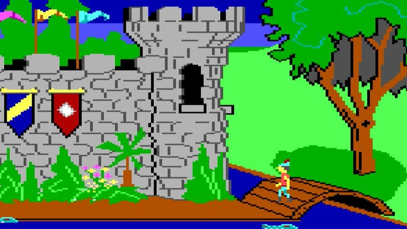 Illustration for article titled Activision is making a new King's Quest