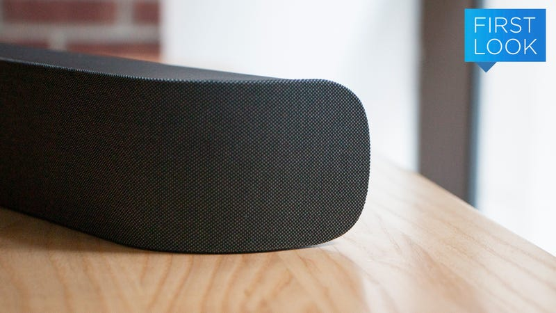 Illustration for article titled Roku's New Soundbar Is Also a Roku