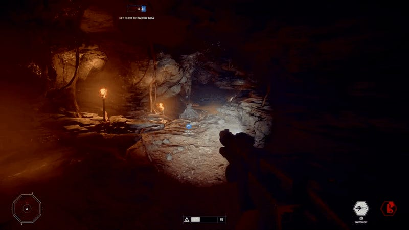 Getting Hunted by Ewoks in Star Wars: Battlefront II Is as Terrifying as Any Horror Movie