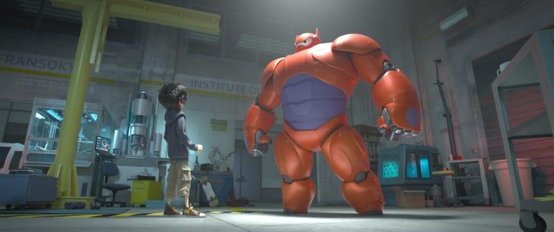 Illustration for article titled Big Hero 6, la película animada de Disney basada en cómics de Marvel