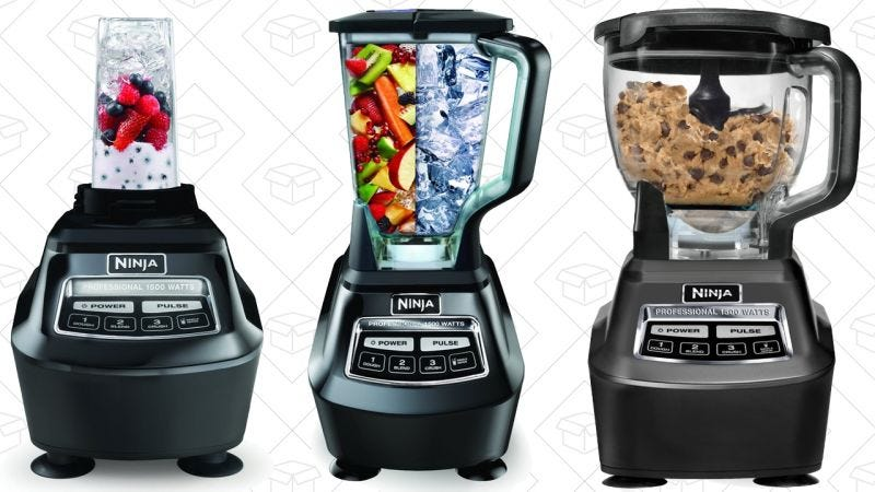 Ninja Mega Kitchen System, $130
