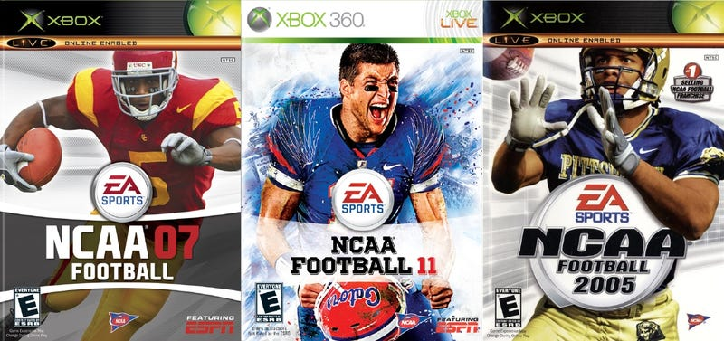 Illustration for article titled No Eye Witnessing for Tebow on NCAA 11 Cover