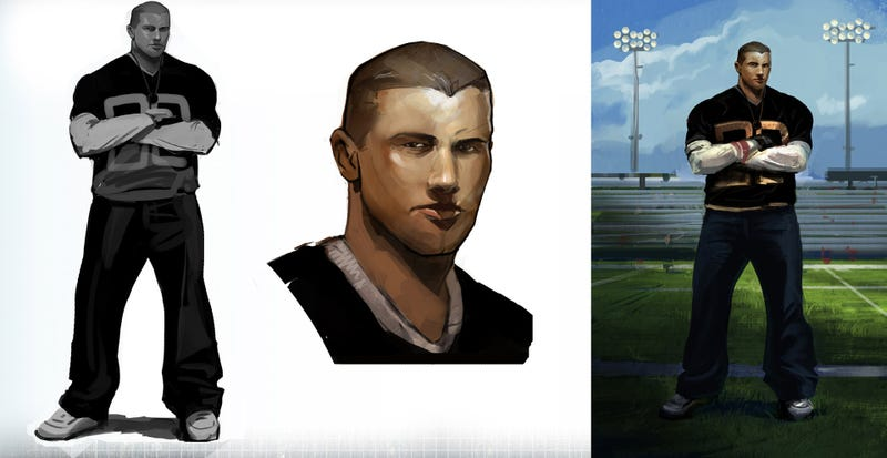 Illustration for article titled Meet Grant, X-Men: Destiny's Football Hero