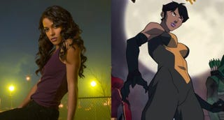Illustration for article titled Vixen Is Joining the Live-Action DC TV Universe, Thanks to Arrow