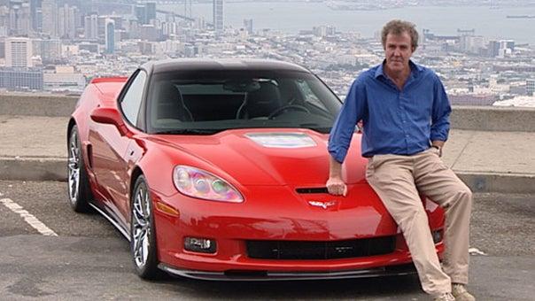 Jeremy Clarkson Cars: Jeremy Clarkson Names 2009 Corvette ZR1 Best Car Of 2008
