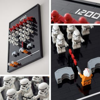 Illustration for article titled Only Imperial Stormtroopers Are So Precise...