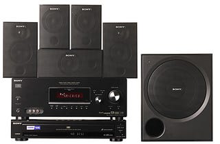 Illustration for article titled Sony Offers Receivers/Speakers for Home Theater Systems That Are Easy to Turn On