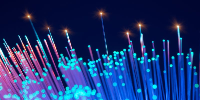 Illustration for article titled Physicists Smash Quantum Teleportation Record With 60-Mile Fiber Jump