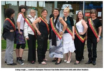 """Illustration for article titled """"Miss Homeless"""" Pageant Gives Winner A Home — The Rest Are Out Of Luck"""
