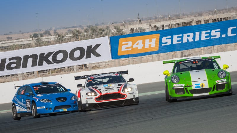 Illustration for article titled Endurance Racing Is Back! Watch The 24 Hours Of Dubai LIVE All Day Today