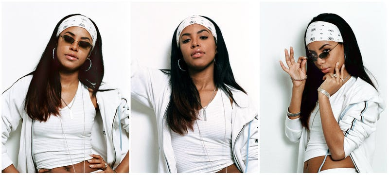 Illustration for article titled Baby Girl ... Aaliyah for MAC Launches June 20!