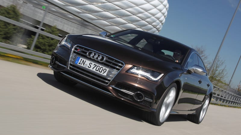 Illustration for article titled 2013 Audi S7: First Drive Photos