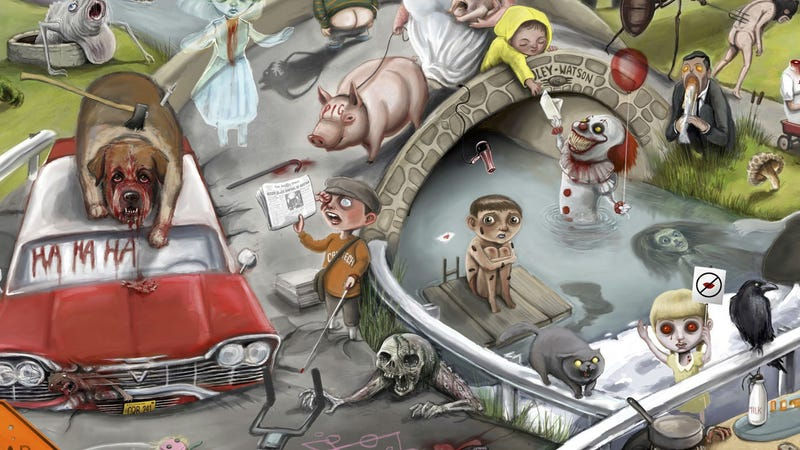 There Are Almost 200 Stephen King References on This Poster—Can You Name Them All?