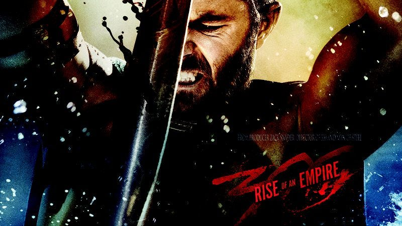 Illustration for article titled Chicago, win tickets to an early screening of 300: Rise Of An Empire