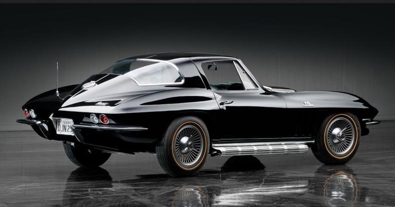 Illustration for article titled New Corvette?