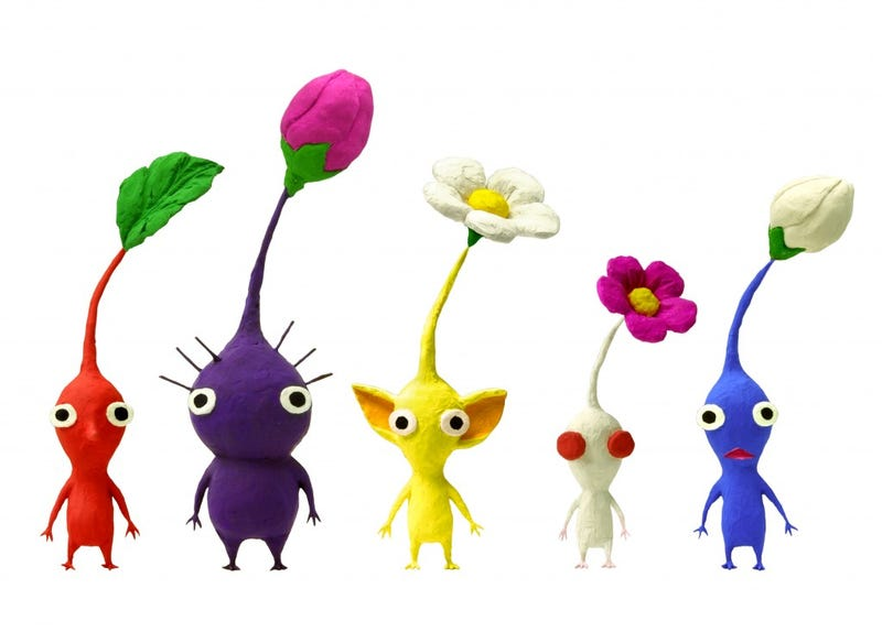 Illustration for article titled Miyamoto Wishes That Pikmin 3 Could've Been a Wii U Launch Game