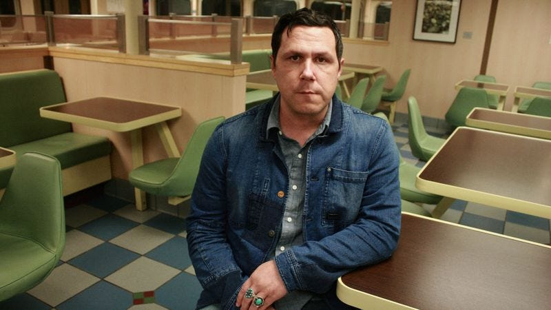 Illustration for article titled Damien Jurado keeps to the wide-open road on Visions Of Us On The Land