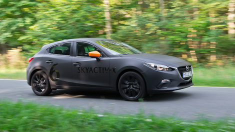 The All-Wheel Drive 2019 Mazda 3 Is the Only Mazda 3 You