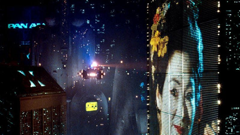 Illustration for article titled Blade Runner screenwriter returns for sequel, which is now officially a sequel