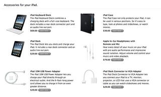 Illustration for article titled Uh oh? Apple Changes Ship Date for iPad Docks to May