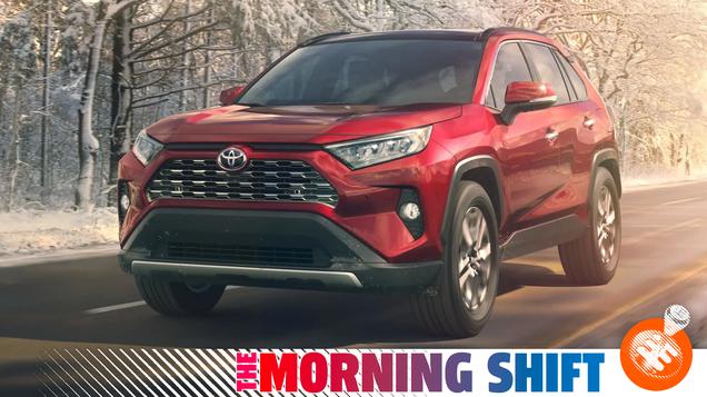 Toyota Bows to SUV-Mania – Automotivetestdrivers com Your