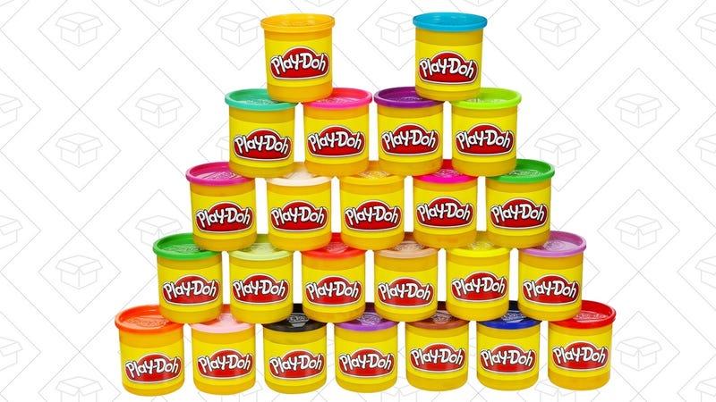 Play-Doh Gold Box