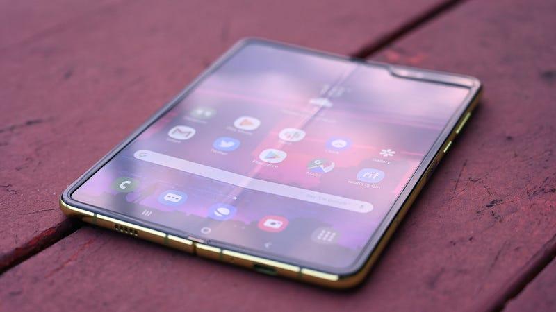 Illustration for article titled Samsung ha arreglado el Galaxy Fold, aparentemente
