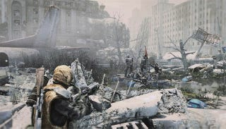 Illustration for article titled Metro: Last Light's Decomposing Bones Will Make You Hallucinate