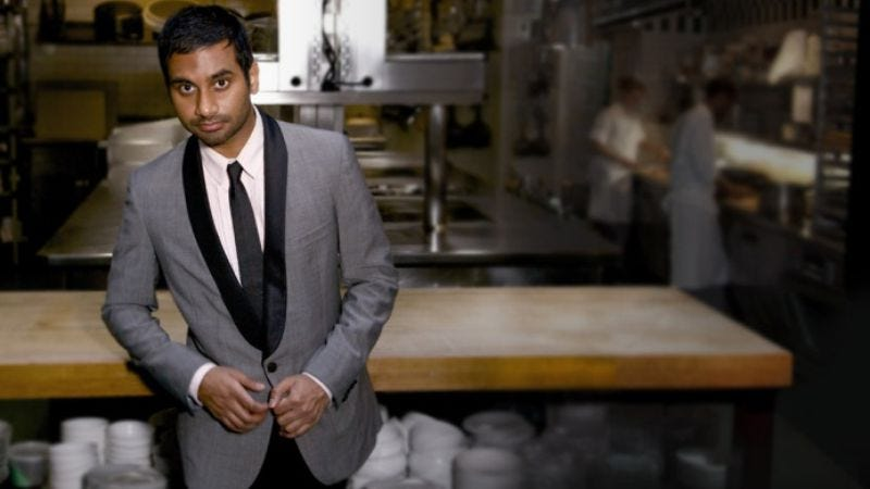 Illustration for article titled Aziz Ansari: Dangerously Delicious