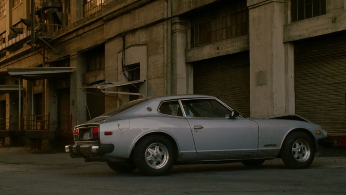 It S Lame That Jim Carrey Cry Car In Bruce Almighty Was A Datsun 280z