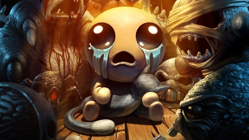 Illustration for article titled Binding Of Isaac Mod Team Is Moving On Due To Lack Of Support