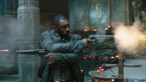 Stephen King tries to explain why The Dark Tower movie was