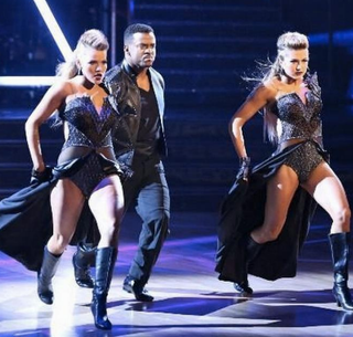 Alfonso Ribeiro performs on Dancing With the Stars.Youtube screenshot