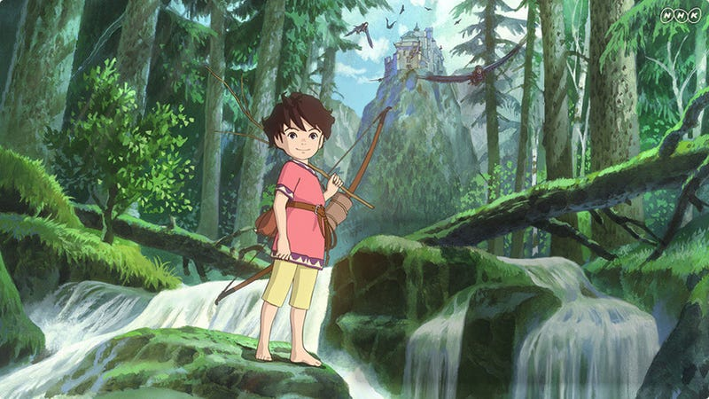 Illustration for article titled A Studio Ghibli-Produced TV Show Is Coming to Amazon Prime Later This Month
