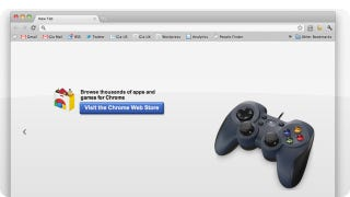 Illustration for article titled Google's Chrome Browser Will Soon be Controlled by Gamepads