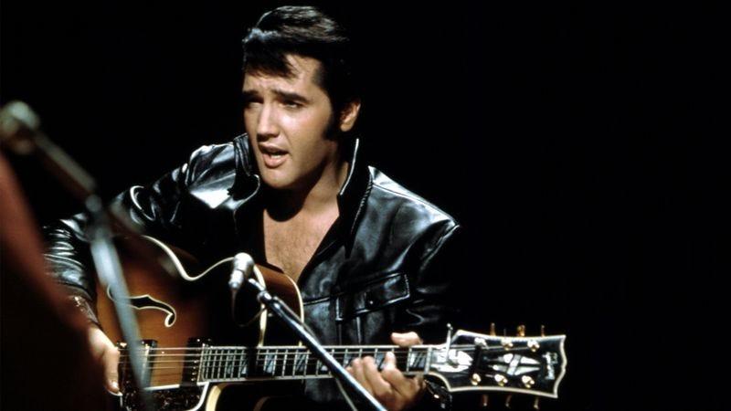 Illustration for article titled A Timeline Of Elvis Presley's Life