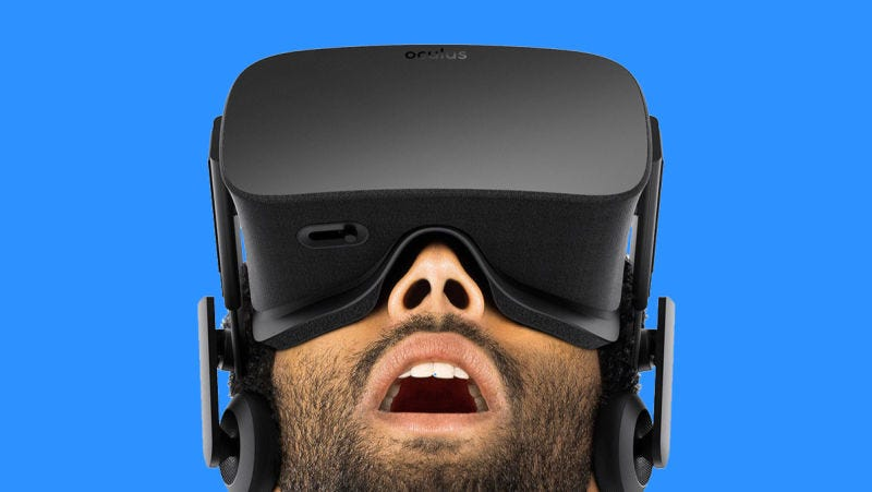 Illustration for article titled You Can Finally Preorder the Oculus Rift Right Nowfor $600